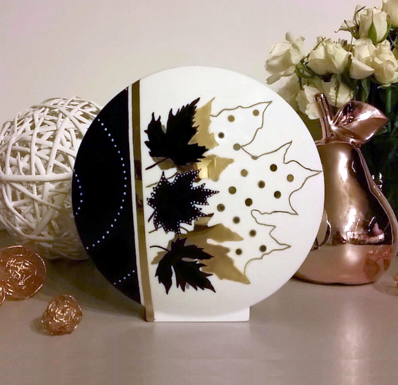 Cr ations mfporcelaine porcelaine lyon manuela et for Decoration sur porcelaine